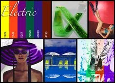 Spring Summer 2013 Carvico Colour Forecast | Eclipse Textiles