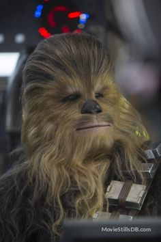 Star Wars: Episode VII - Publicity still of Peter Mayhew
