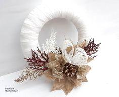 Decorative Plates, Christmas, Home Decor, Corona, Xmas, Decoration Home, Room Decor, Navidad, Noel