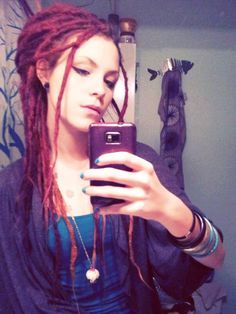 skinny dreads - Google Search