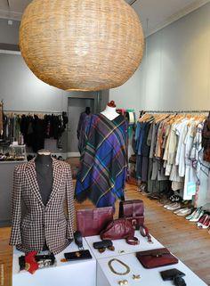 Not Quite Berlin - great vintage shop, Garments