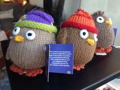 Melange Collection Alpaca handmade owl ornaments. So cute!     Available at Casa Barcelona  3954 N Southport Avenue  Chicago, IL 60613  info@casabarcelona.biz  T: 773 883 8606