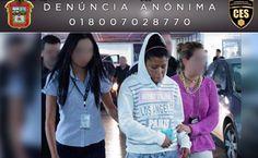 """La agresora, quien provocó una sicosis colectiva en las últimas semanas en el municipio de la zona oriente del Valle de México, fue identificada como Nayeli """"N"""", de 20 años de edad"""