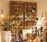 I want this for my dining room. Need to get my wine bottles off my buffet cabinet.