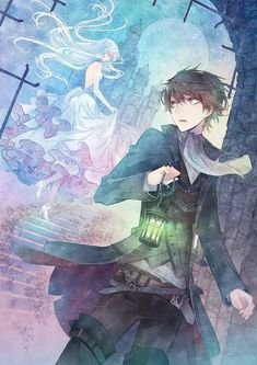 Hey.  If you're Polish, or you can speak Polish, come and read my story on Wattpad. https://www.wattpad.com/myworks/54095857-pie%C5%9B%C5%84-ksi%C4%99%C5%BCycowa  This is fantasy story about normal girl and ghost boy. He promised his love to protect her in her next life.