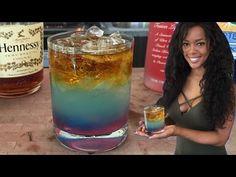 Allure's Way - Tipsy Bartender - YouTube