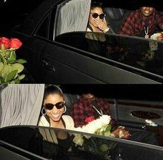 Happy Couple!Between Nicki Minaj and her boyfriend, Meek Mill... - https://www.nollywoodfreaks.com/happy-couple-between-nicki-minaj-and-her-boyfriend-meek-mill/