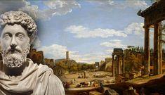 Stoicism advocates living a virtuous life to achieve happiness. Famous Stoics include Zeno of Citium and Roman Emperor Marcus Aurelius.