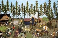american folk art paintings - Yahoo Image Search Results