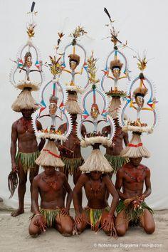 Portrait of Tribe