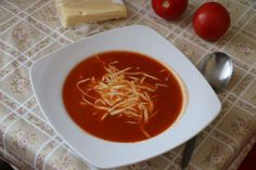 Thai Red Curry, Chili, Soup, Ethnic Recipes, Chile, Soups, Chilis