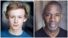 """Welcome to Outlander Family John Bell who will play Young Ian Murray and Wil Johnson as Joe Abernathy From Variety: Joining Jamie Fraser's (Sam Heughan) world in the 18th century, John Bell (""""The H…"""