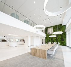 Hofman Dujardin Architects and Fokkema have completed the design for the Eneco headquarters in Rotterdam, The Netherlands.