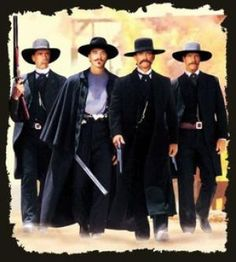 Trouble in Tombstone by Thomas Bowling