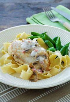 Ranchero Chicken Stroganoff Recipe | Food Recipes - Yahoo Shine