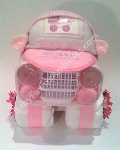 original diaper cake - Buscar con Google