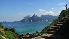 Pedra do Arpoador - Rio de Janeiro, RJ