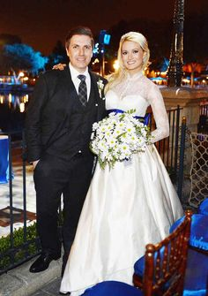 Holly Madison & Pasquale Rotella - 10 Sep 2013