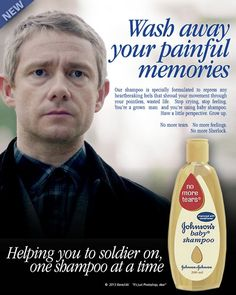 Source: Its Only Photoshop Dear.....  No More Sherlock...This is way funnier than it should be!!