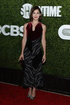 Actress Lizzy Caplan attends the CBS, CW, Showtime Summer TCA Party at Pacific Design Center on August 10, 2016 in West Hollywood, California.