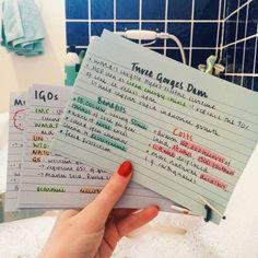 Flashcards: Descubra de uma vez por todas como utilizar corretamente esta incrível técnica de estudos!