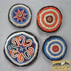 Talismanes afganos