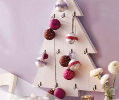 Bastelanleitung: Dekorativer Weihnachtsbaum - Wohnen & Garten