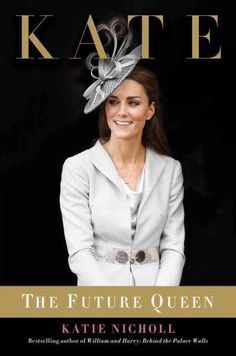 Katie Nicholl, bestselling author and royal correspondent for The Mail on Sunday , gives an inside look into the life of the future Queen of England, Kate Middleton. Since becoming Duchess Catherine o