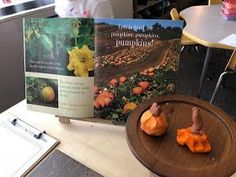 A sensory invitation to create pumpkins with clay. Autumn Activities, Early Childhood, Pumpkins, Invitation, Clay, Create, Clays, Infancy, Pumpkin