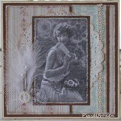 Vintage Card - Scrapbook.com