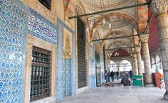Do not think that Rustem Pasa Mosque is just another small mosque in Istanbul, it is a hidden gem located so close to main attractions, give a chance.