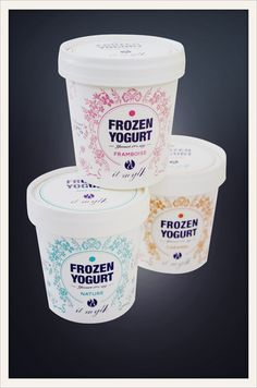 it mylk  For the mini and full-size (go on!) pots of fat-free frozen yogurt, to selfishly keep for yourself or share with deserving friends or family. High-quality yoghurt produced at the Ferme de Viltain in France is given a dash of agave syrup and iced. Available in natural, raspberry and caramel flavors, that give ice cream a run for its money.  Points of sale on www.itmylk.fr and the official it mylk facebook page.