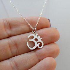 FashionJunkie4Life - Sterling Silver Ohm Charm Necklace, $18.00 (http://www.fashionjunkie4life.com/sterling-silver-ohm-charm-necklace/)