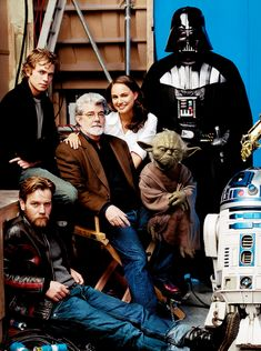 lemonpunch — Annie Leibovitz's 2005 Star Wars Vanity Fair...