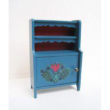 Vintage Lisa of Denmark Cabinet / Dresser (Lundby scale)