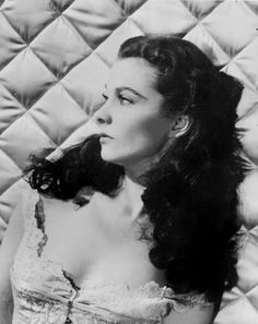 If I ever have a daughter I want to name her Vivienne after Vivien Leigh.