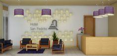 Diseño -Lobby de Hotel-