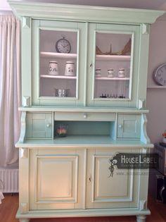 Brocante Buffetkast - After Bekijk meer meubelen op houselabel.nl