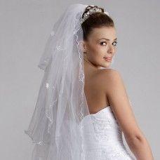 Make your own #wedding_veil.