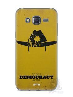 Capa Capinha Samsung J5 The Walking Dead #4