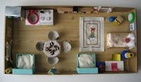 DIY Doll- House = ideas http://familyfun.go.com/crafts/crafts-by-type/dolls-toys/doll-crafts/the-perfect-dollhouse-708726/