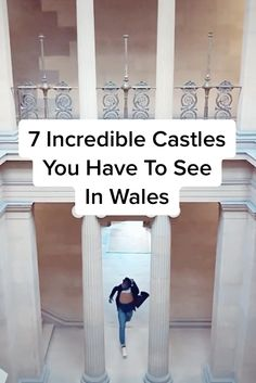 Beautiful Places To Travel, Cool Places To Visit, Places To Go, Travel List, Travel Goals, Eurotrip, Uk And Ie Destinations, Castles In Wales, Perfect Road Trip