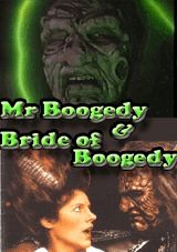 Mr. Boogedy and Bride of Boogedy are so much fun to watch.  Wish Disney would release these on video.  Until then, to youtube I go to watch them.