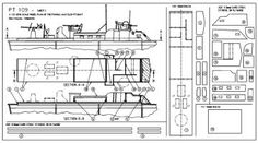 My Boats Plans - pt boat plans sheet two Master Boat Builder with 31 Years of Experience Finally Releases Archive Of 518 Illustrated, Step-By-Step Boat Plans Wooden Boat Building, Boat Building Plans, Building Ideas, Rc Boot, Duck Boat Blind, Flat Bottom Boats, Free Boat Plans, Model Boat Plans, Wood Shed Plans
