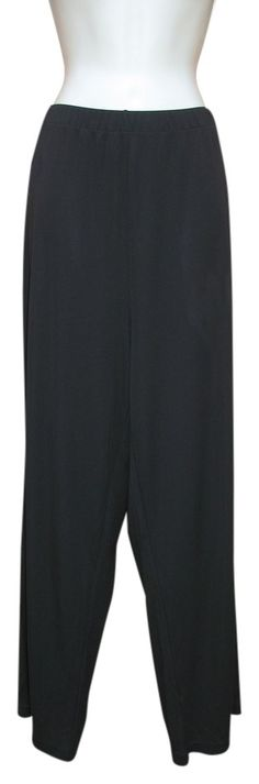 DKNY Polyester Knit 2x Elastic Waist $135 Wide Leg Pants. Free shipping and guaranteed authenticity on DKNY Polyester Knit 2x Elastic Waist $135 Wide Leg PantsDKNY Rayon/Polyester Jersey Knit Wide-Leg Elastic ...