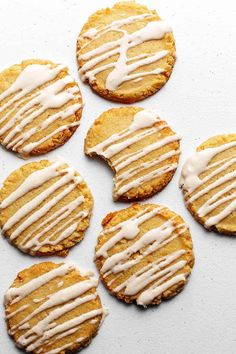 Low Carb Sugar Cookies with Cream Cheese Icing • Low Carb with Jennifer