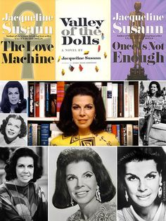 "Jacqueline Susann (August 20, 1918 – September 21, 1974) was an American author known for her best-selling novels, including Valley of the Dolls, a book that broke sales records and spawned an Oscar-nominated 1967 film. Author Truman Capote, himself a talk show regular and a controversial figure, created a media storm when he appeared on The Tonight Show and stated that Susann looked like ""a truck driver in drag."" She threatened to sue. In turn, Capote apologized ""to truck drivers everywhere."""