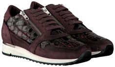 Bordeaux Red-Rag Sneakers love this color