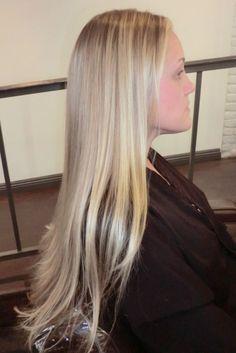 Good blonde highlights!!