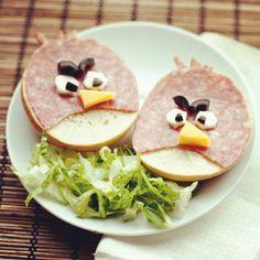ANGRY FOOD!! ):<